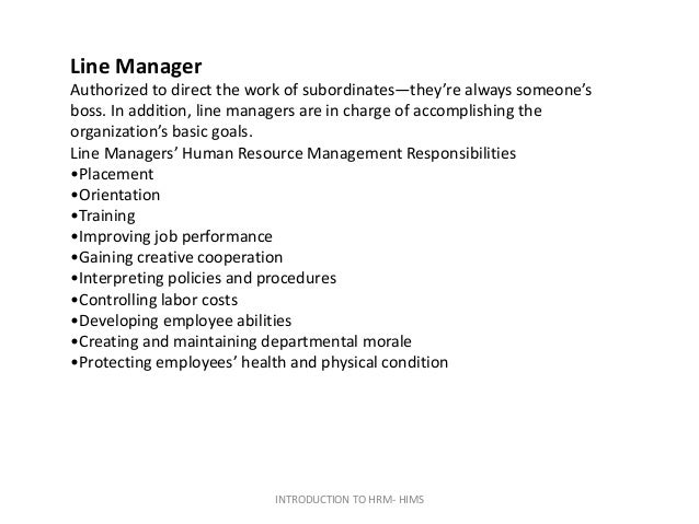 The Bottom Line- Necessity of Training Your Managers