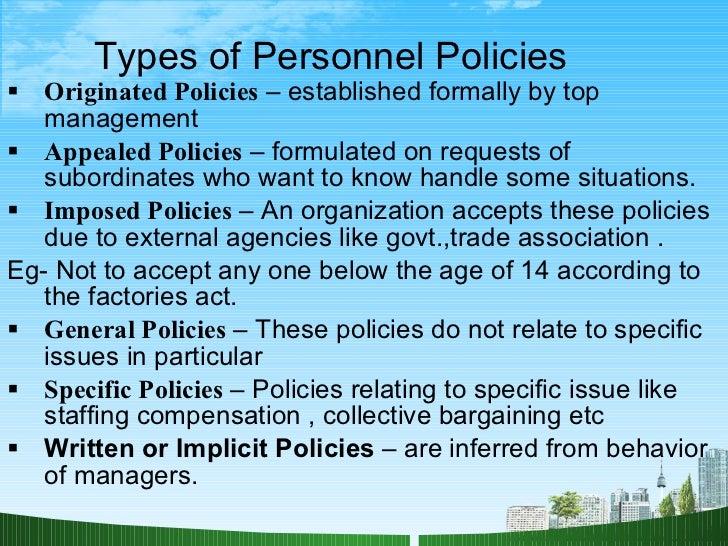 Company policy on dating subordinates