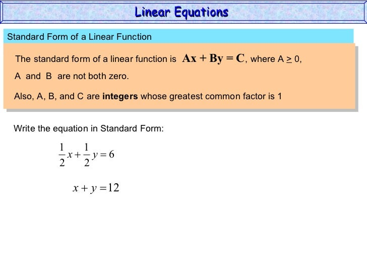 Linear Equations 43 728gcb1188056030
