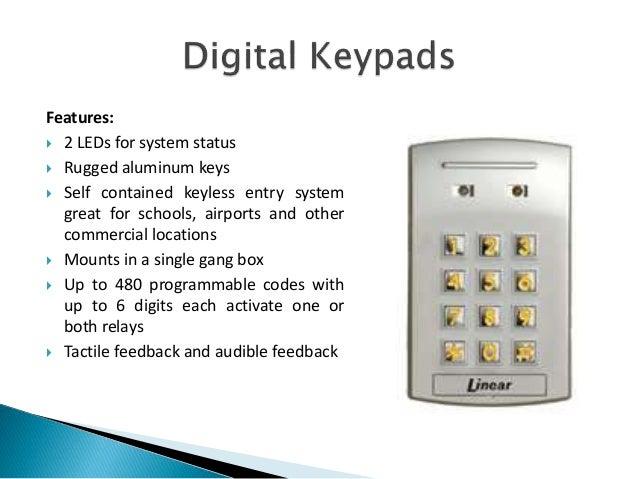 Linear AM3Plus 4 Portal Access Controller Slide 3