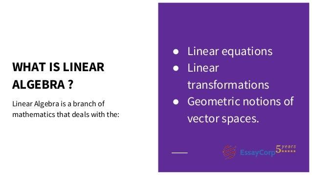 Linear Algebra Study Resources Minireference