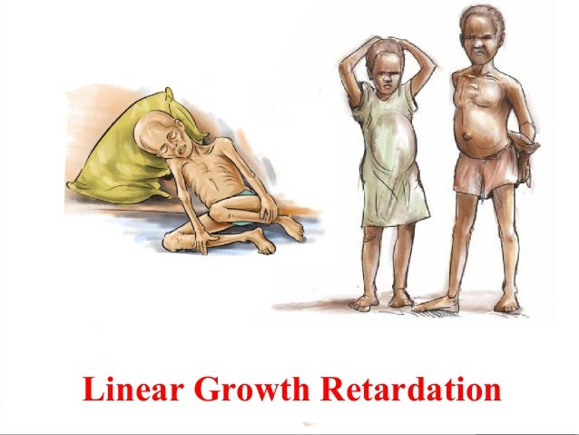 Linear Growth Retardation