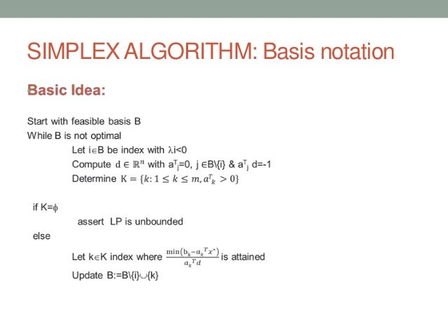 Linear programming ppt