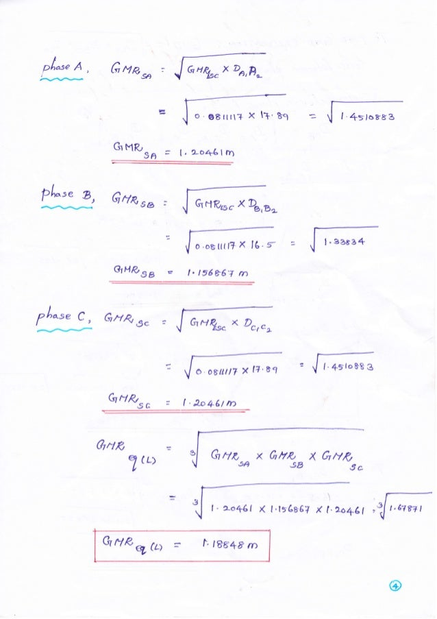 Power Systems Enginering - Transmission Line Parameter