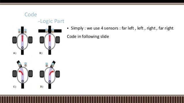 Line follower using arduino uno