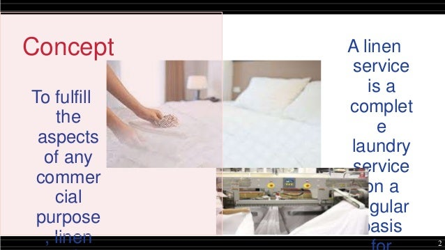 Linen Service: A Complete Cleaning Solution for Your Daily Needs Slide 2