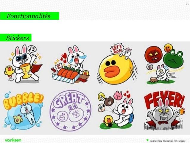 13  Fonctionnalités Stickers