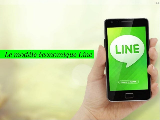 26  Le modèle économique Line