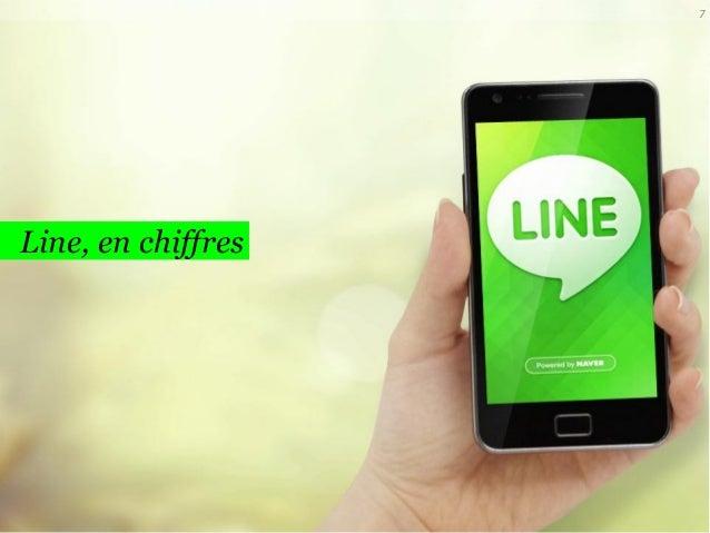 7  Line, en chiffres