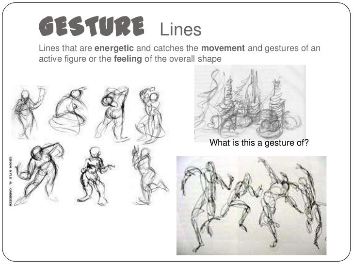 Line Drawing Definition : Line presentation
