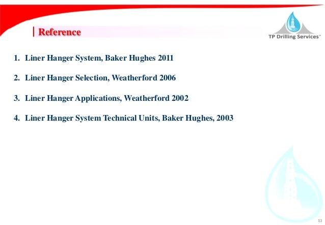 Liner hanger design and operations