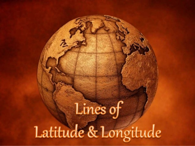What are Lines of Latitude and Longitude? Lines of Latitude and Longitude refer to the grid system of imaginary lines you ...