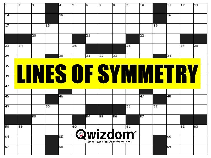 Type Your name and send: LINES OF SYMMETRY