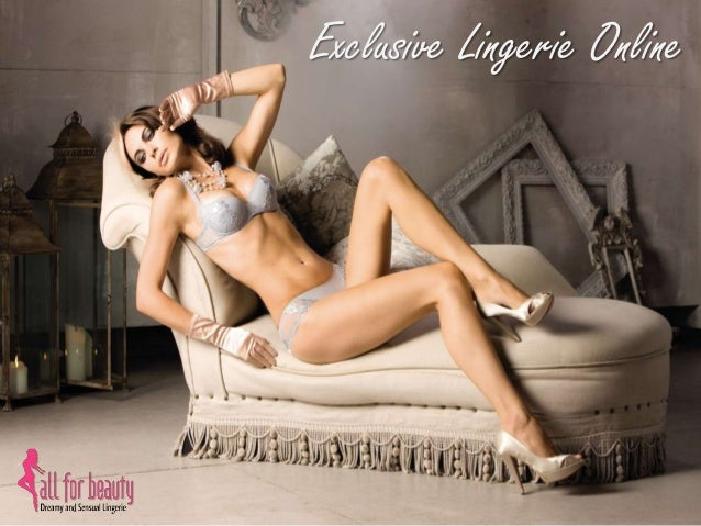 a5f1a75384f79 Exclusive Lingerie online - AllForBeauty