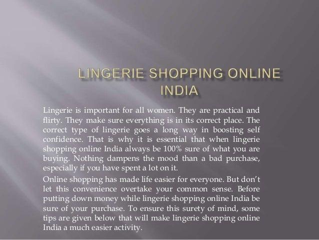 Lingerie Shopping Online India, Buy Lingerie Online India