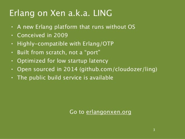 0.5mln packets per second with Erlang Slide 3