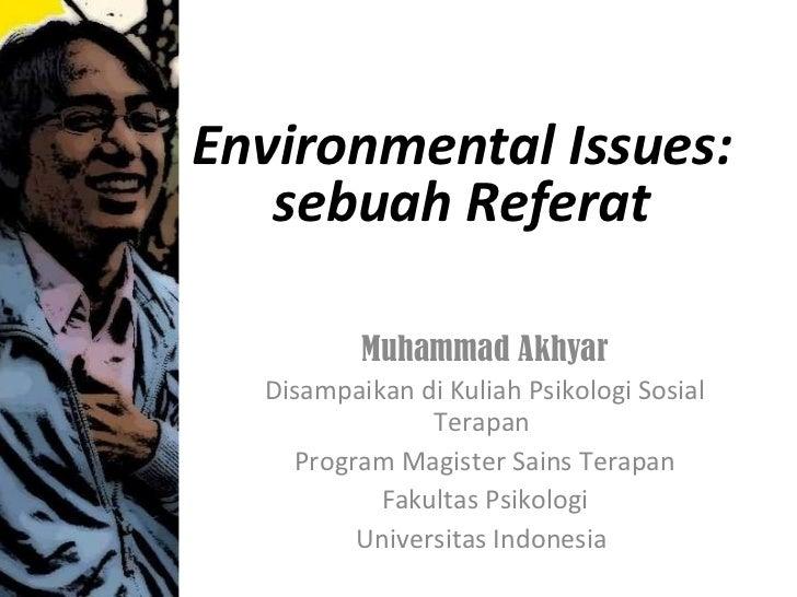 Muhammad Akhyar Disampaikan di Kuliah Psikologi Sosial Terapan  Program Magister Sains Terapan Fakultas Psikologi Universi...