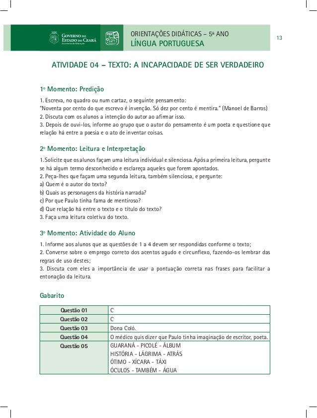 05ccca82937 ORIENTAÇÕES DIDÁTICAS DO PROFESSOR VOL I