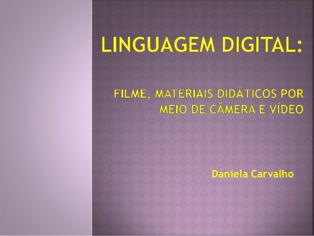 Daniela Carvalho
