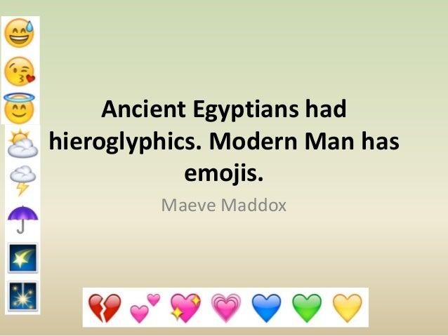Linguagem emojis Slide 3