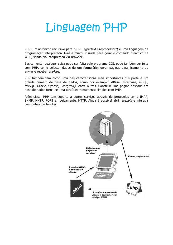 Como surgiu a Linguagem PHP? A Linguagem PHP surgiu por volta de 1994, com um pacotes de programas CGI criados por Rasmus ...