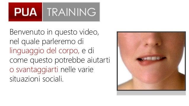 Benvenuto in questo video, nel quale parleremo di linguaggio del corpo, e di come questo potrebbe aiutarti o svantaggiarti...