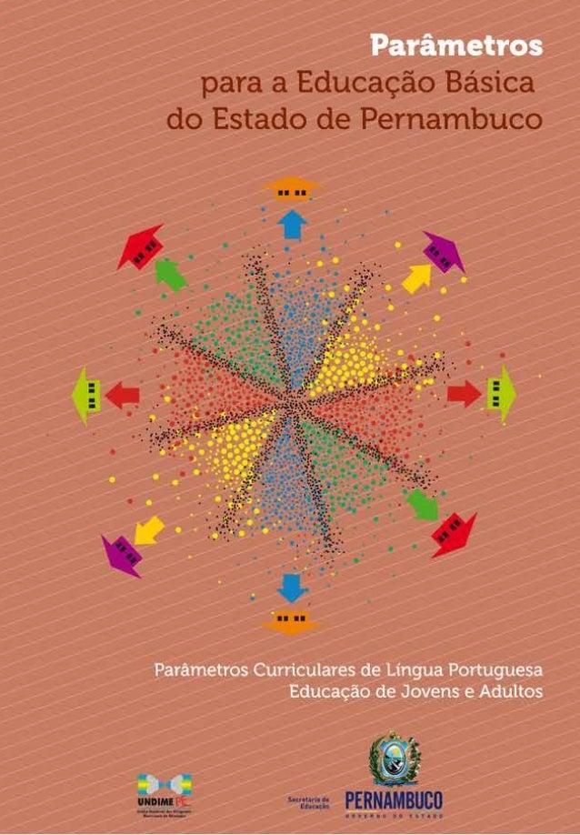 Parâmetros para a Educação Básica do Estado de Pernambuco