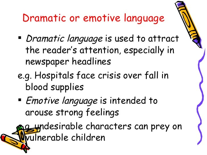 the impact of language use and presentational devices in appealing to the audience A list of rhetorical devices allusion - a brief reference to a person,  appeal to patriotism - an emotional appeal appeals to the audience's love of country.