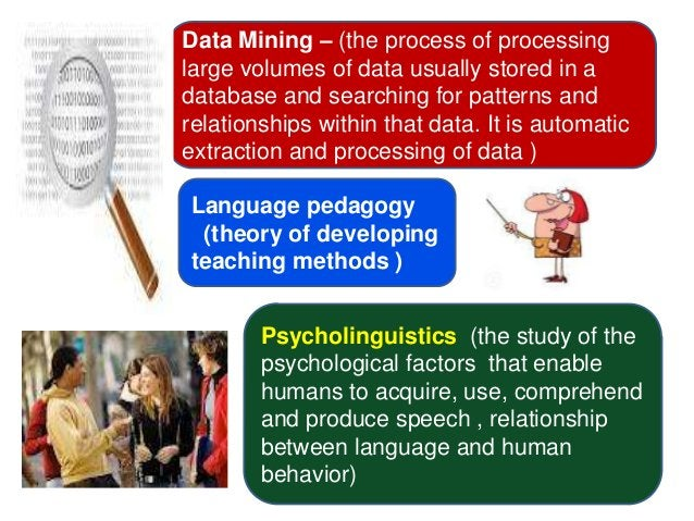 Data Mining – (the process of processinglarge volumes of data usually stored in adatabase and searching for patterns andre...