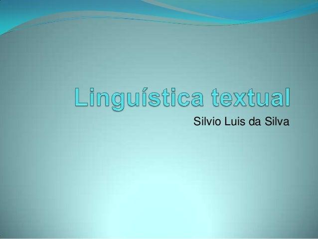 Silvio Luis da Silva