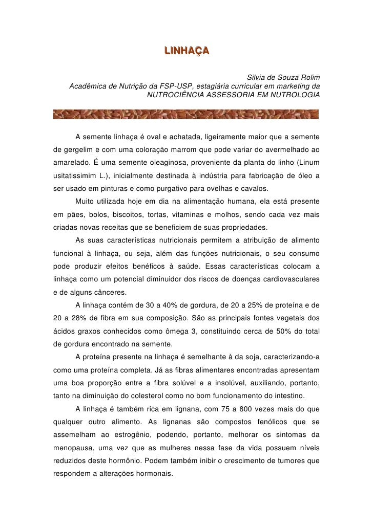 LIINHAÇA                                 L NHAÇA                                                        Silvia de Souza Ro...