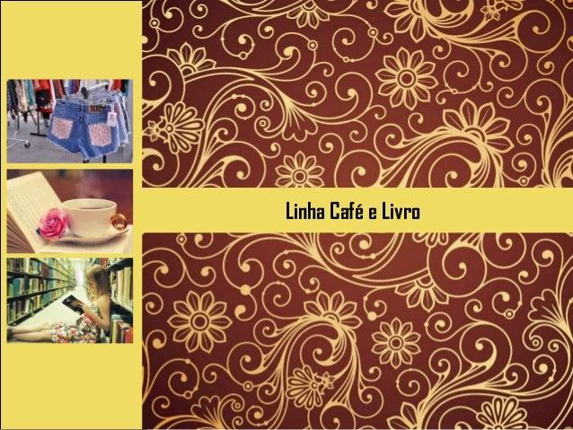 Linha Café e Livro