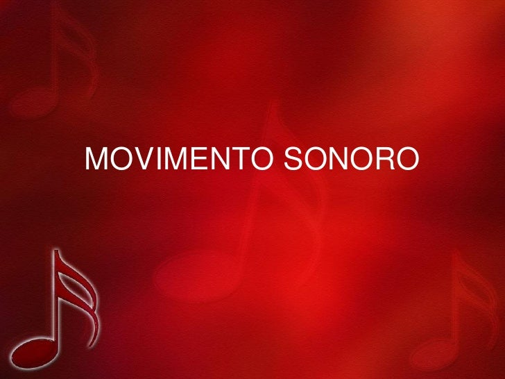 MOVIMENTO SONORO