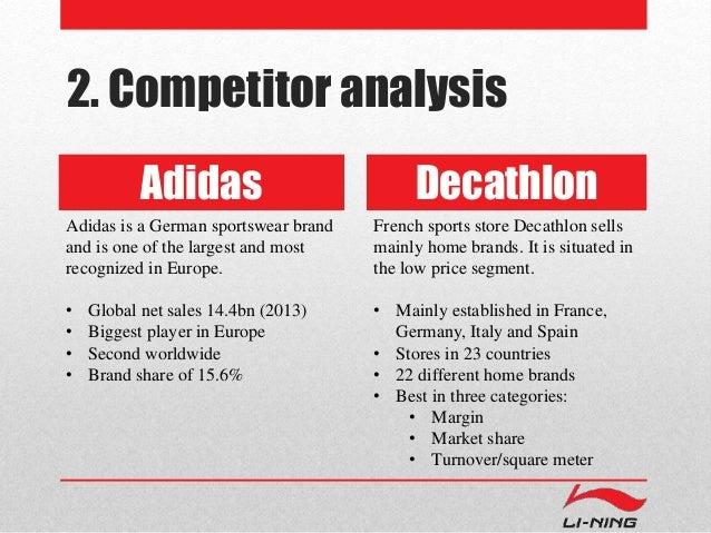Nike Inc. Generic Strategy & Intensive Growth Strategies