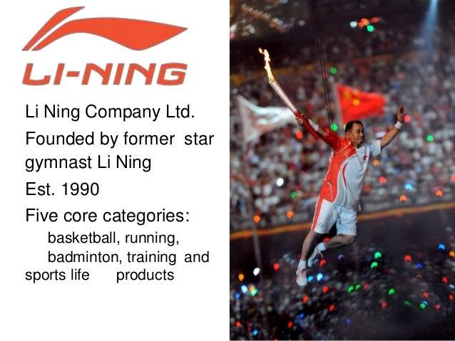 About Li-Ning