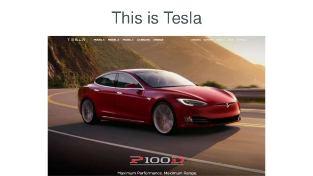 This is Tesla