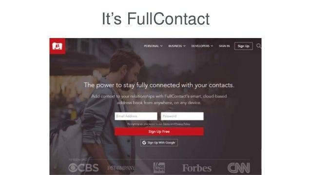 It's FullContact