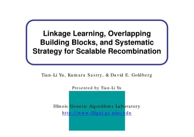 Linkage Learning, Overlapping Building Blocks, and a Systematic Strategy for Scalable Recombination