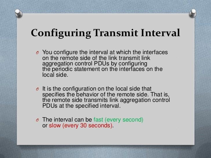 Link Aggregation Control Protocol