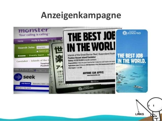 Anzeigenkampagne