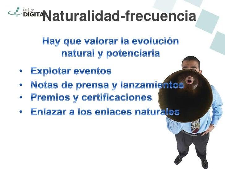 Naturalidad-frecuencia