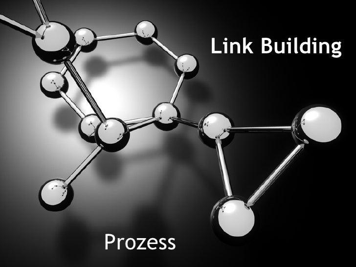 Link Building Prozess