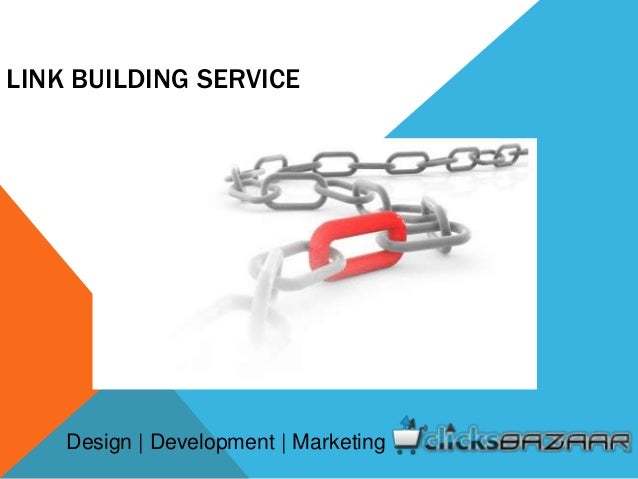 LINK BUILDING SERVICE Design | Development | Marketing