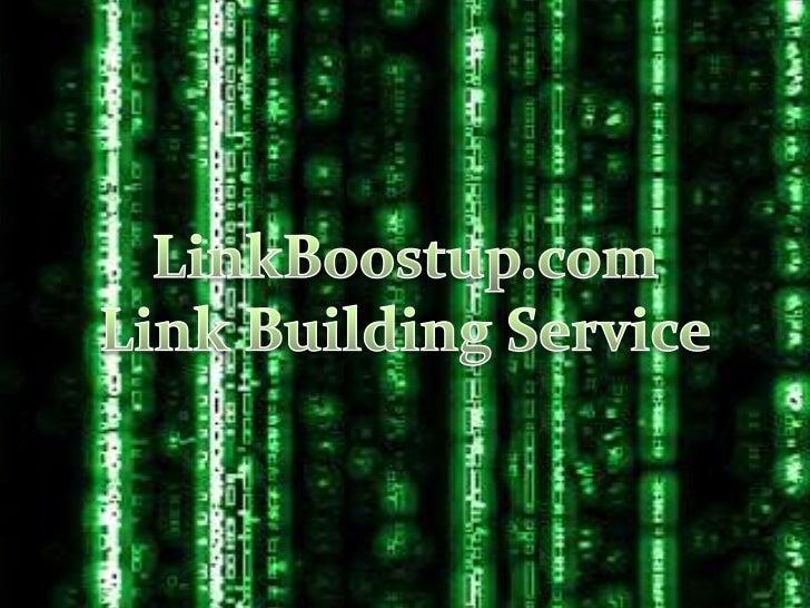 LinkBoostup.com<br />Link Building Service<br />