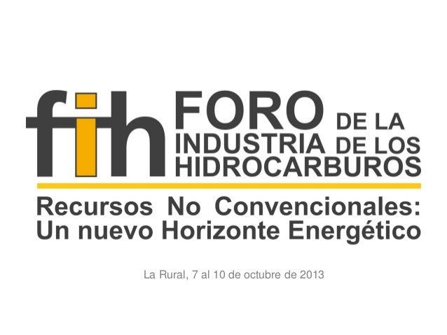 La Rural, 7 al 10 de octubre de 2013