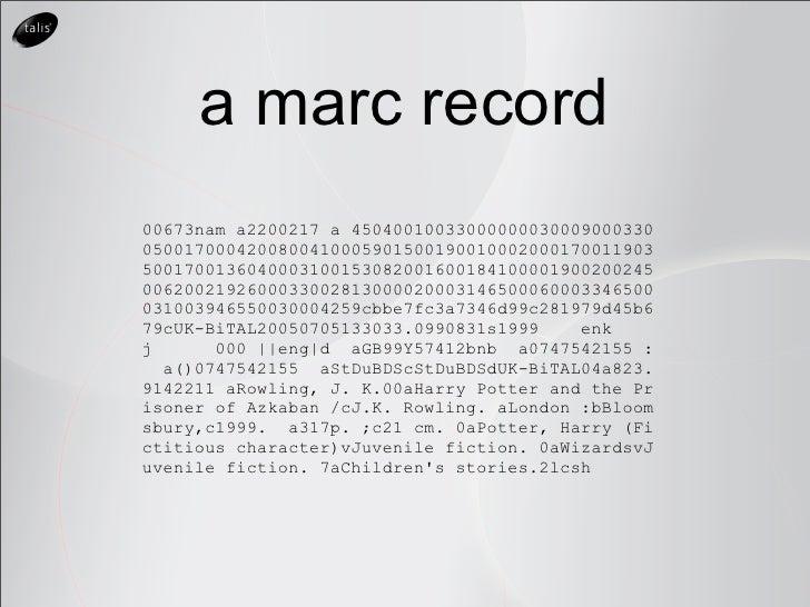 a marc record 00673nam a2200217 a 45040010033000000030009000330 0500170004200800410005901500190010002000170011903 50017001...