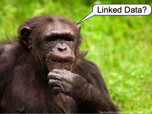 Linked data   radical change Slide 2