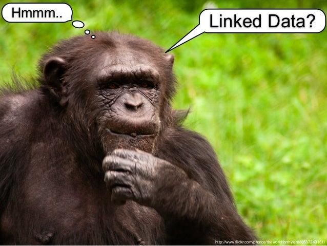 Linked data   radical change Slide 3