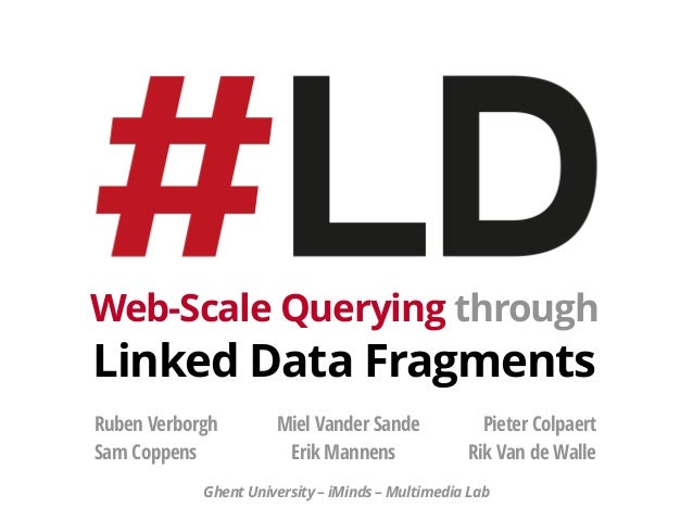 Web-Scale Querying through