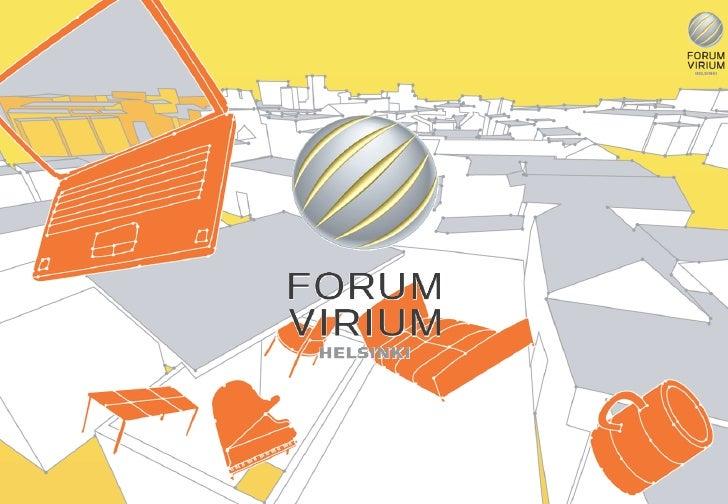 © Forum Virium Helsinki